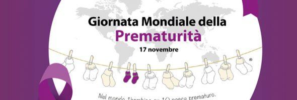 17 Novembre: GIORNATA MONDIALE DELLA PREMATURITA'