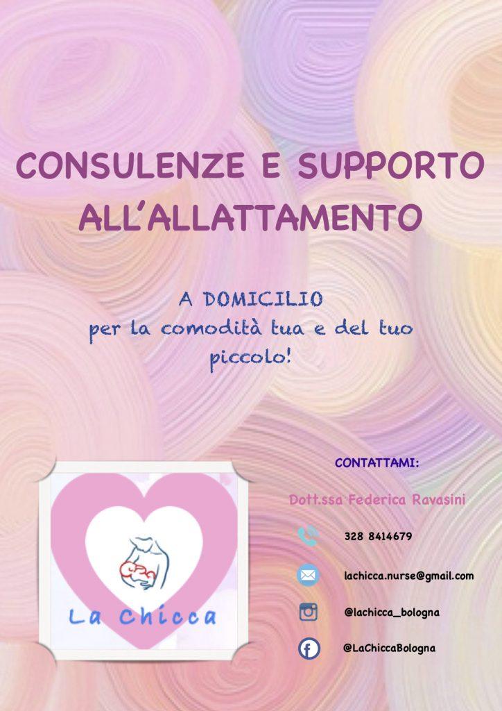 Dott.ssa Federica Ravasini, Consulenza e Supporto Allattamento a Domicilio.