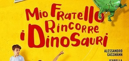 Mio Fratello Rincorre i Dinosauri (Film)