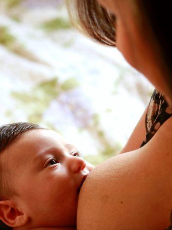 Allattamento e crescita del bambino